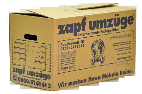 Umzugsmaterialien Freiburg Zapf Umzüge Umzug Deutschlandweit Von